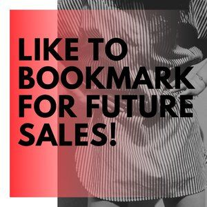 LIKE THIS POST FOR FUTURE SALE NOTIFICATIONS!